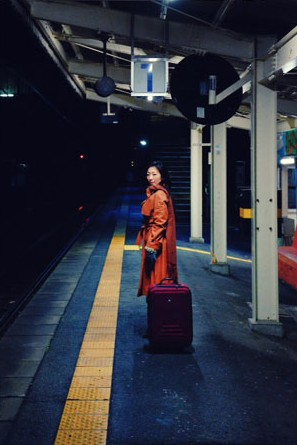 夜汽車に乗って