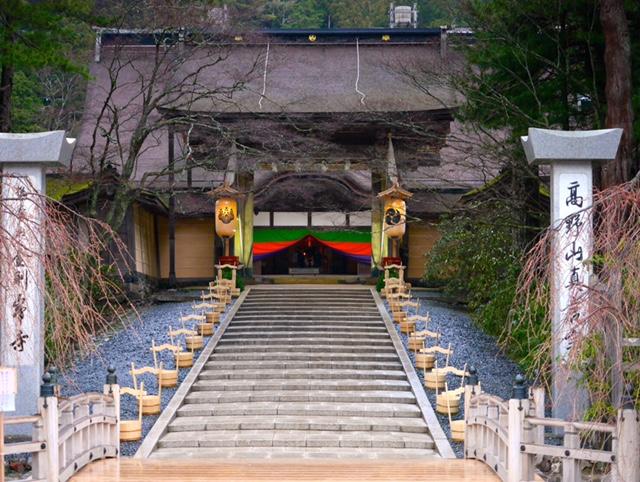 2月27日(土)正午~「ラジオ寺子屋・高野山」